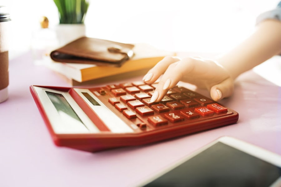 Calculating holiday pay