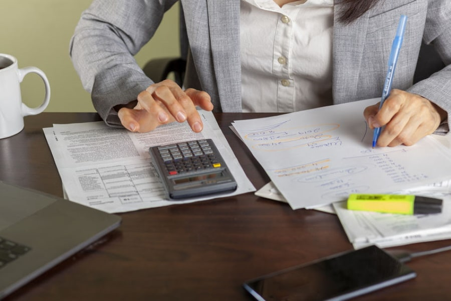 Calculating maternity pay