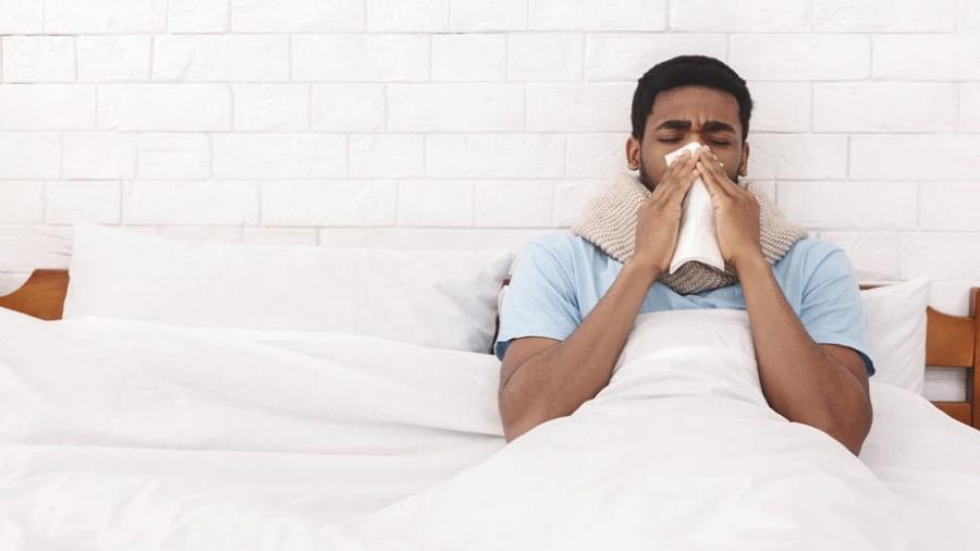 Employee off work sick