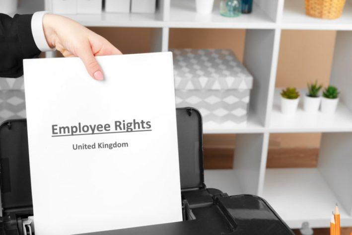 Employee rights UK