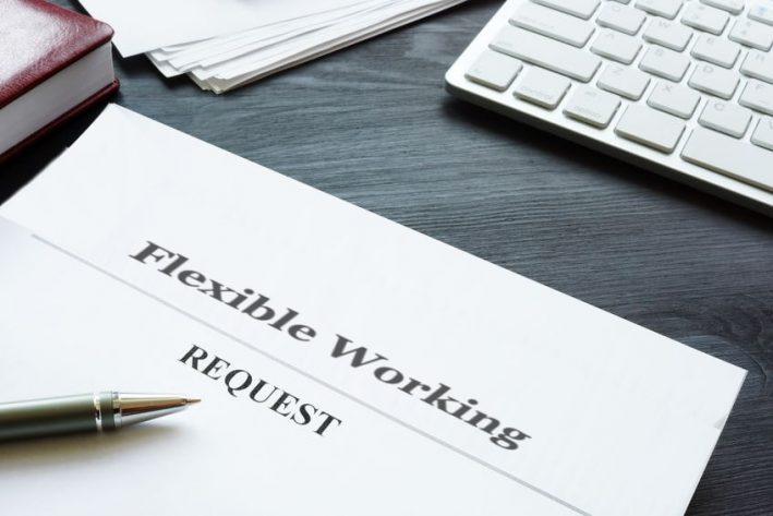 Flexible working request