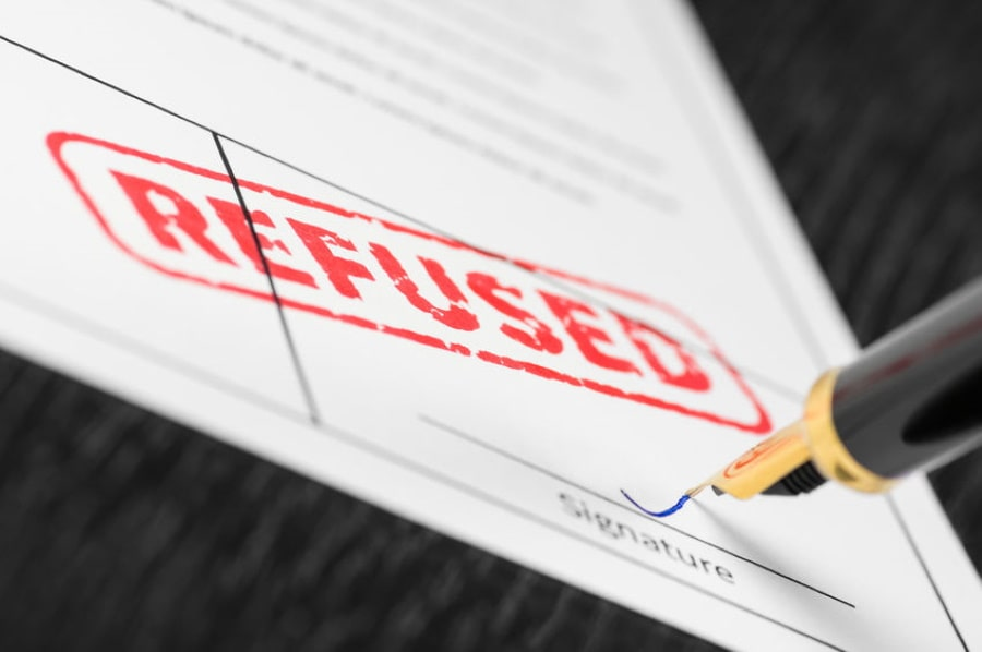 Flexible working request refused