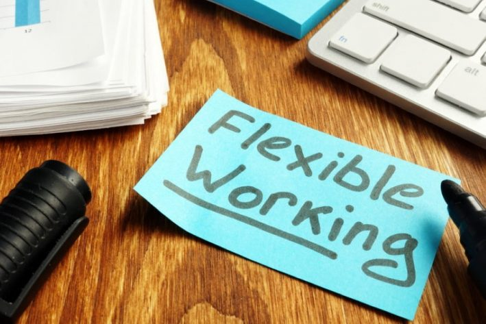 Flexible working rights UK