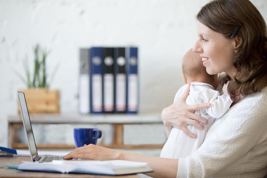 Maternity leave ending